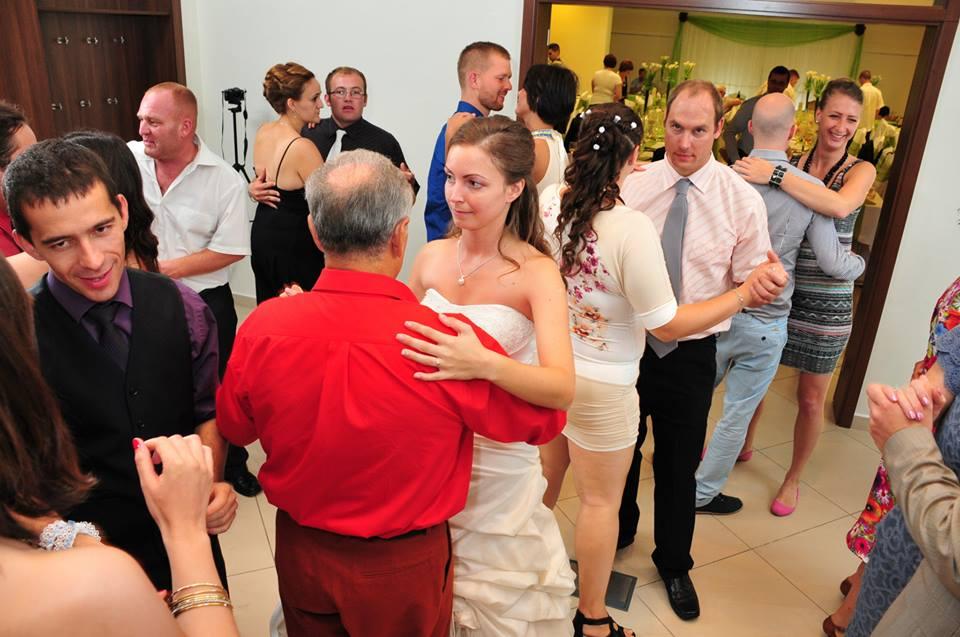 Vento Lento esküvői fellépés