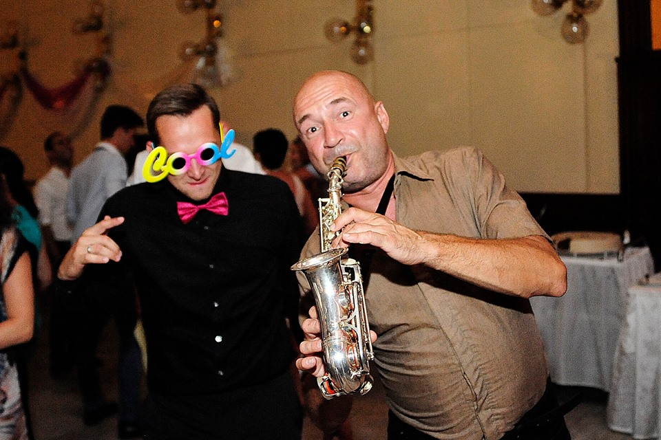 Vento Lento party zenekar